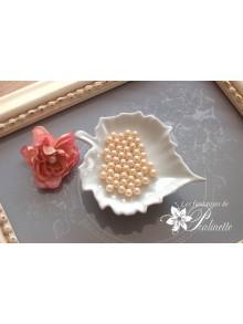 Ajout de perles nacrées