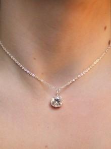 Lysine transparent collier pendentif de mariage en cristal