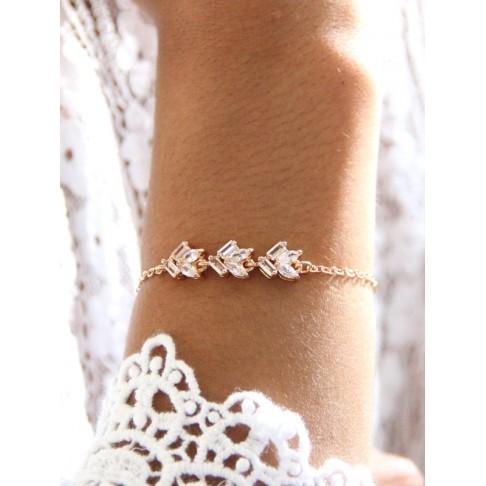 Bracelet de mariage Pacôme version n°2