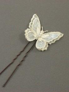Pic papillon voile