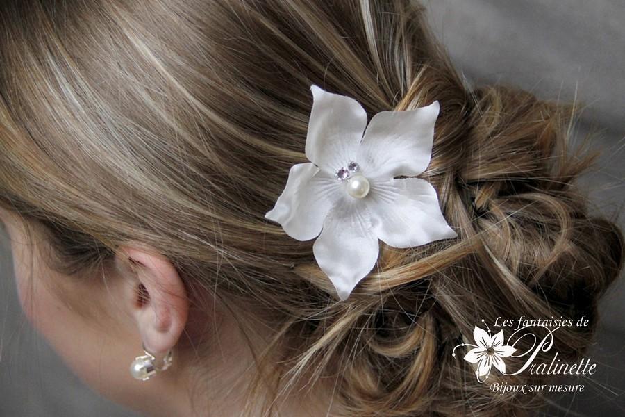 Accessoires de coiffure mariage