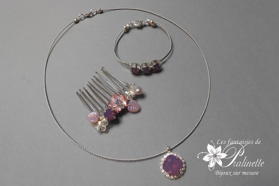 parure-mariage-strass-cristaux-et-fleur-