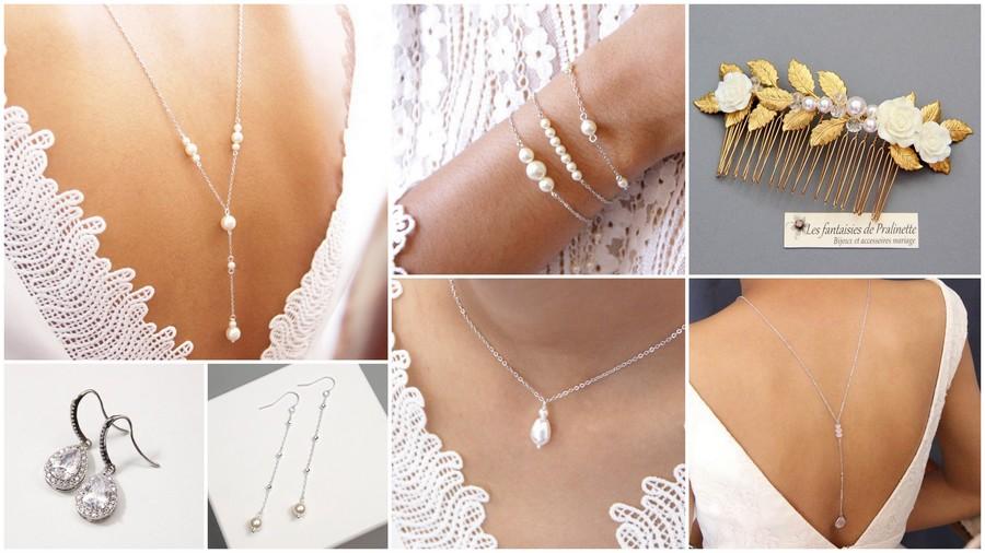 Bijoux mariage collection prêt à porter