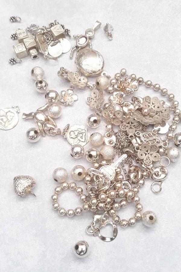 Bijoux en argent 925 grigris